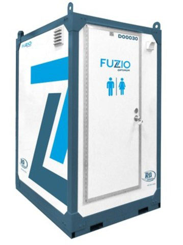Toilette FUZIO Optimum